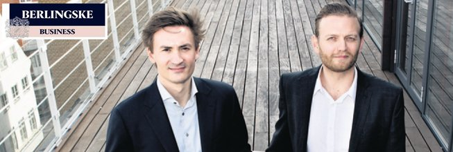 Severin & Koch interviews af Berlingske Business