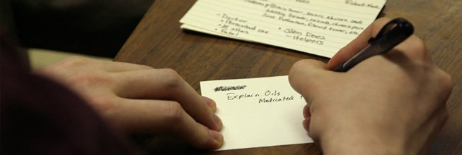 Tips og tricks hvis du bruger noter til præsentationer og festtaler