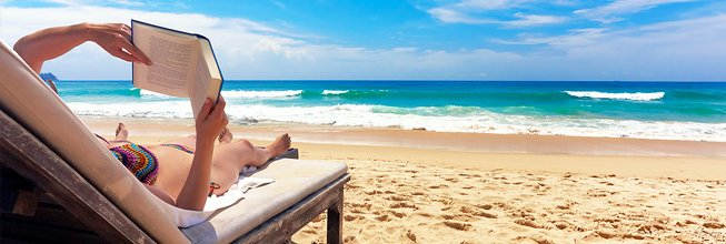 Gode bøger til sommerferien. Presentation Skills anbefal.er bøger til sommeren