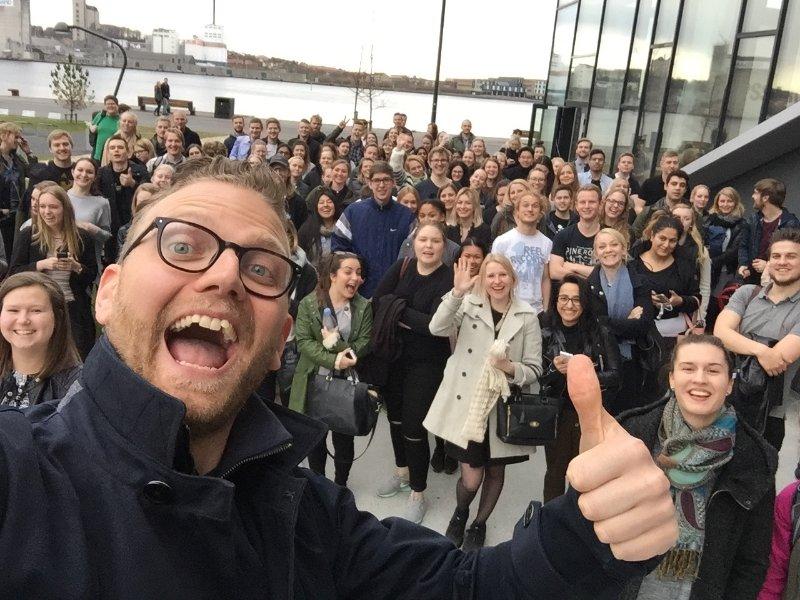 Præsentationsteknik gode råd Aalborg havn